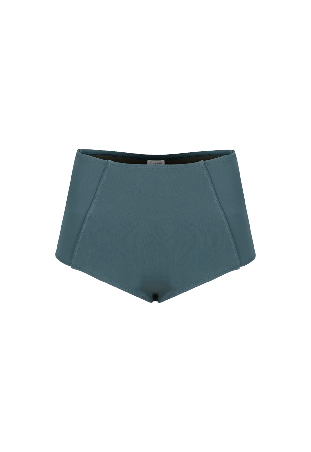 Clara Bottom - Green
